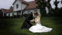 Fotografens Bilde fra bryllup 2012
