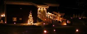 Julebord på låven